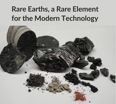 Rare Earths, a Rare Element for the Modern Technology