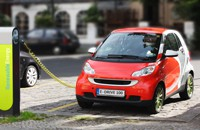 E-Vehicle Charging Infrastructure Removes Charging Anxiety